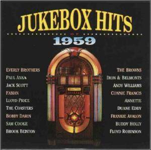 Cover - Annette Funicello: Jukebox Hits 1959
