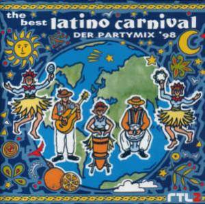 Cover - Carlinhos Brown: Best Latino Carnival - Der Partymix '98, The