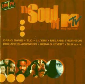 Soul Of MTV, The - Cover