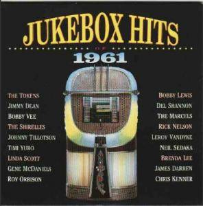 Cover - Joe Dowell: Jukebox Hits 1961