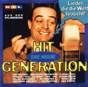 Hit Generation Die Neue - Cover