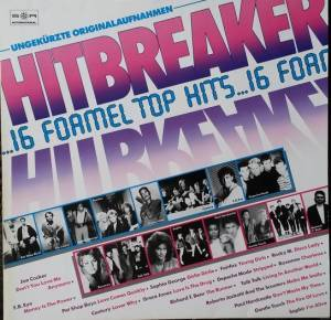 Hitbreaker - 16 Formel Top Hits 3/86 - Cover