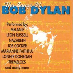 Cover - Vacels, The: Songs Of Bob Dylan, The