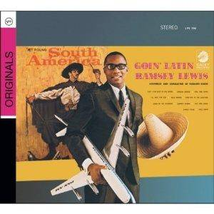 Cover - Ramsey Lewis: Goin' Latin