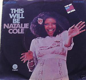 Natalie Cole: This Will Be - Cover