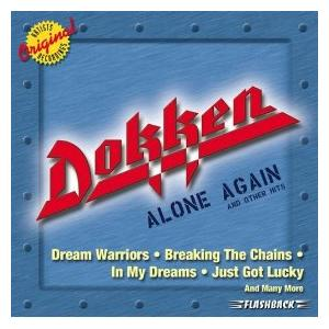 Dokken: Alone Again And Other Hits - Cover