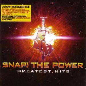 Cover - Snap!: Snap! The Power Greatest Hits