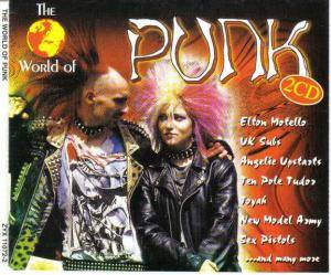 World Of Punk, The - Cover