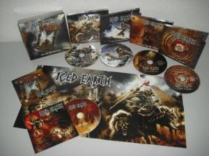 Iced Earth: Box Of The Wicked (5-CD) - Bild 3