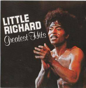 Little Richard: Greatest Hits - Cover