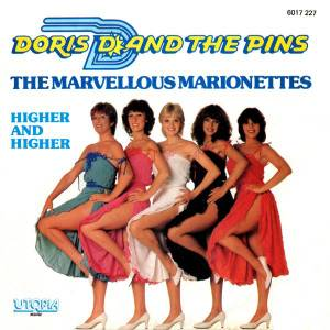 "Doris D. & The Pins: The Marvellous Marionettes (7"") - Bild 1"