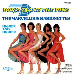 "Doris D. & The Pins: The Marvellous Marionettes (7"") - Bild 2"