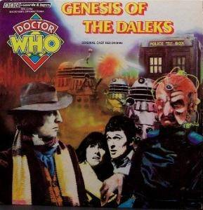 Cover - Doctor Who: Genesis Of The Daleks