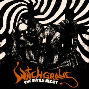 Witchgrave: Devil's Night, The - Cover