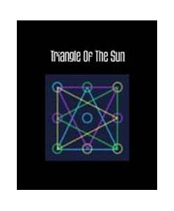 Cover - Mystery School, The: Triangle Of The Sun