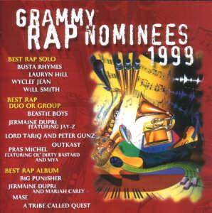 Cover - Pras Michel Feat. Ol' Dirty Bastard & Introducing Mýa: Grammy Rap Nominees 1999