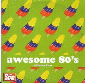 "Cover - Farley ""Jackmaster"" Funk: Awesome 80's Volume Two"