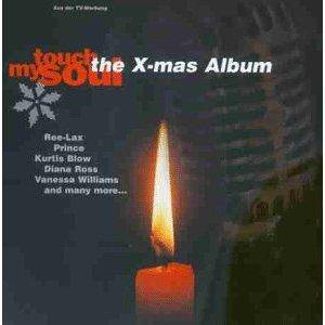 Touch My Soul - The X-Mas Album - Cover
