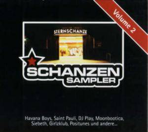 Schanzen Sampler Vol. 2 - Cover