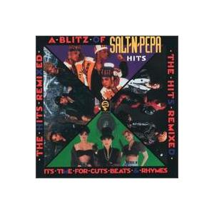Salt'N'Pepa: Blitz Of Salt-N-Pepa Hits: The Hits Remixed, A - Cover