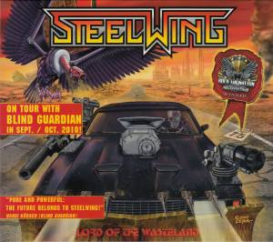 Steelwing: Lord Of The Wasteland (CD) - Bild 1