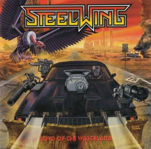 Steelwing: Lord Of The Wasteland (CD) - Bild 2