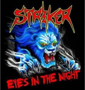 Striker: Eyes In The Night - Cover