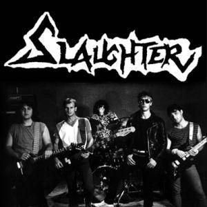 Slaughter: Slaughter - Cover