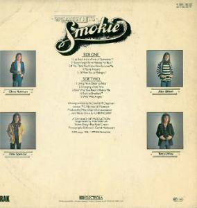 Smokie: Greatest Hits (LP) - Bild 2