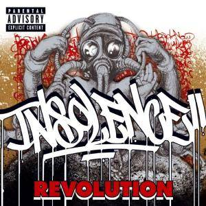 Cover - Insolence: Revolution