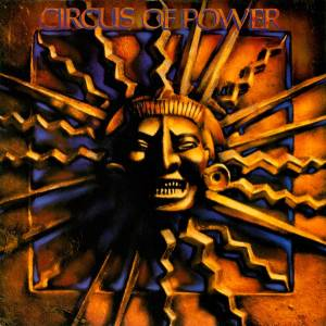 Cover - Circus Of Power: Circus Of Power