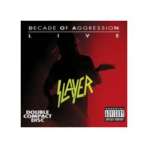 Slayer: Decade Of Aggression (2-CD) - Bild 1