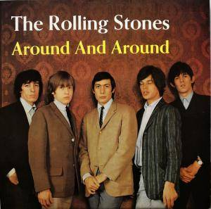 The Rolling Stones: Around And Around - Cover