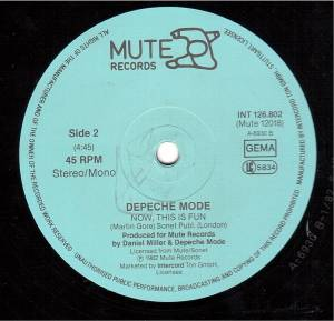 "Depeche Mode: See You (12"") - Bild 4"