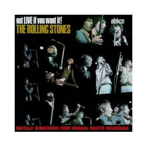 The Rolling Stones: Got Live If You Want It! - Cover