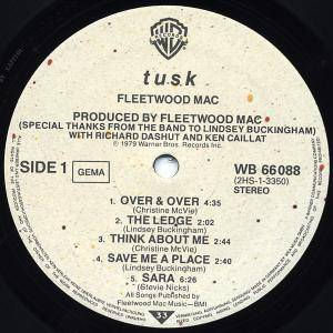 Fleetwood Mac: Tusk (2-LP) - Bild 5