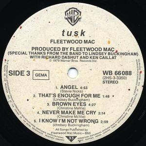 Fleetwood Mac: Tusk (2-LP) - Bild 9