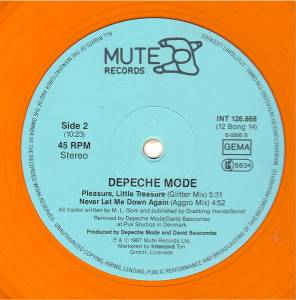 "Depeche Mode: Never Let Me Down Again (12"") - Bild 3"