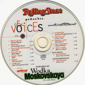 Rolling Stone: New Voices Vol. 16 (CD) - Bild 3