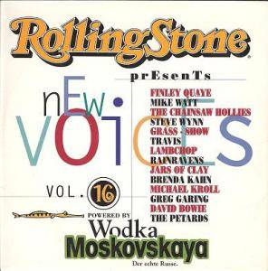 Rolling Stone: New Voices Vol. 16 (CD) - Bild 1