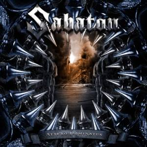 Cover - Sabaton: Attero Dominatus