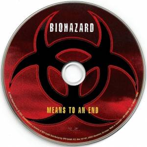 Biohazard: Means To An End (CD) - Bild 5