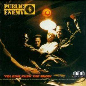 Cover - Public Enemy: Yo! Bum Rush The Show
