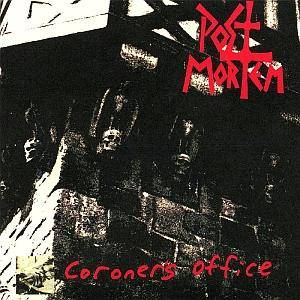 Post Mortem: Coroner's Office - Cover
