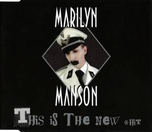Marilyn Manson: This Is The New Shit - Cover
