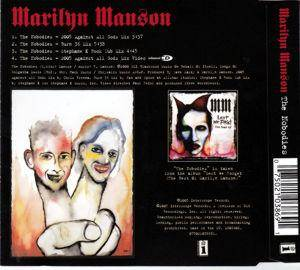 Marilyn Manson: The Nobodies (Single-CD) - Bild 2