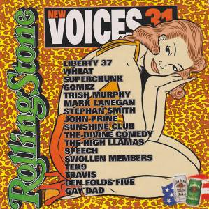 Cover - Sunshine Club, The: Rolling Stone: New Voices Vol. 31