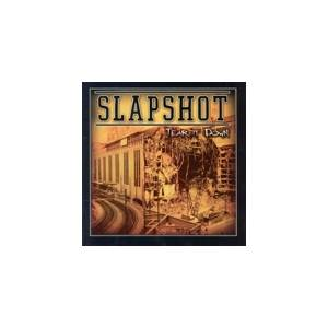 Slapshot: Tear It Down - Cover