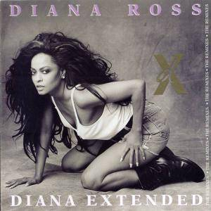Diana Ross: Diana Extended / The Remixes - Cover