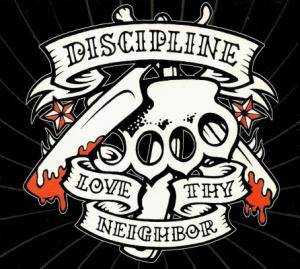 Discipline: Love Thy Neighbor - Cover
